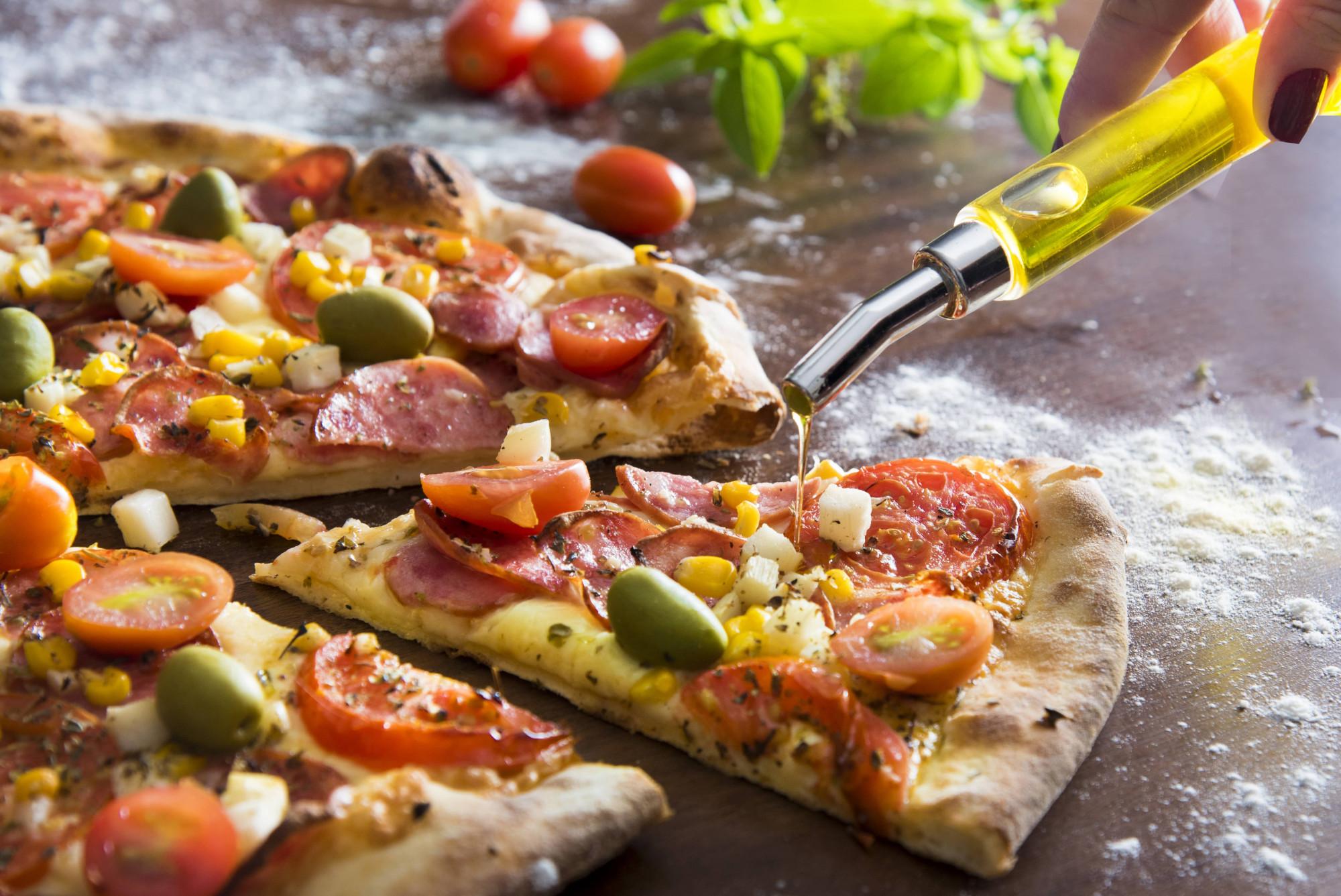 Pizza Casal Garcia